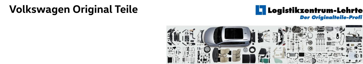 Volkswagen OE online bestellen