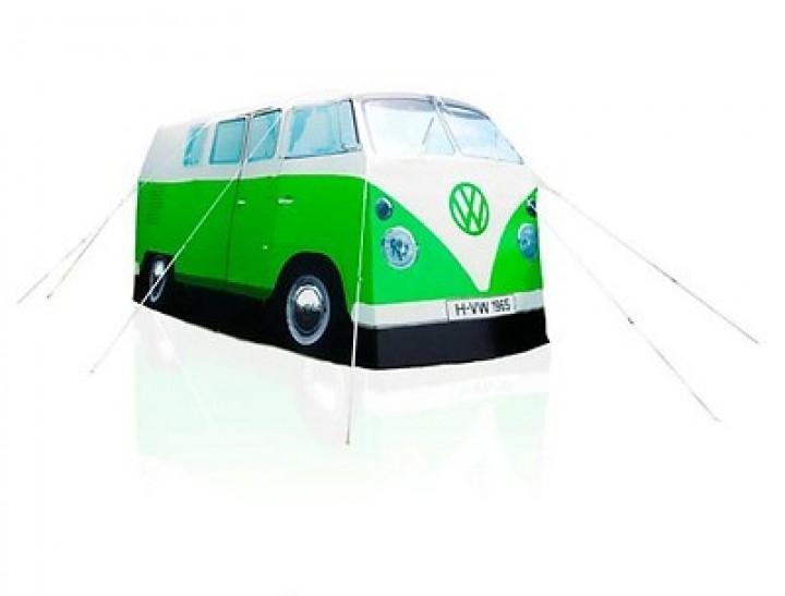 231069616 vw bulli t1 zelt gr n wei volkswagen ersatzteil. Black Bedroom Furniture Sets. Home Design Ideas