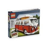 211099320  BL9 Original VW Lego Bulli T1 Rot / Weiß