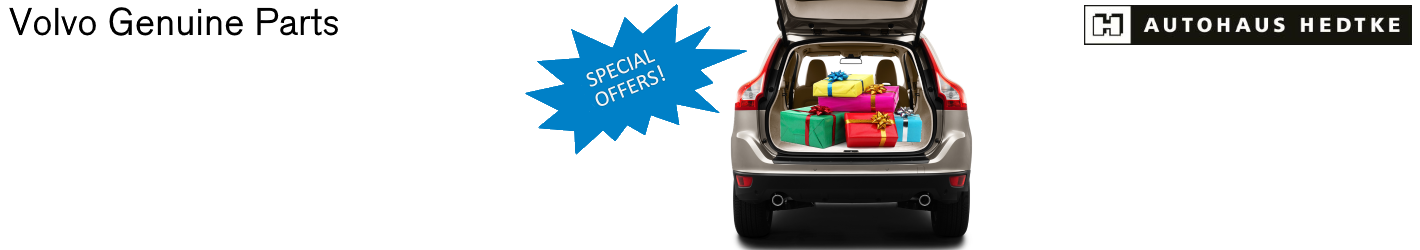 Volvo Special Offers